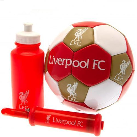 Liverpool FC Football Gift Set