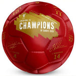Liverpool FC Champions Of Europe Football Signature