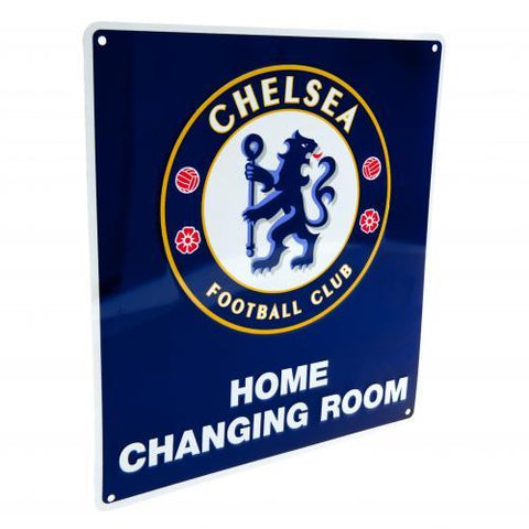 Chelsea FC Home Changing Room Sign