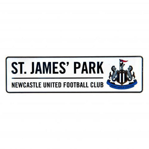 Newcastle United FC Window Sign