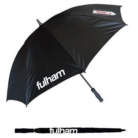 Fulham FC Golf Umbrella Single Canopy