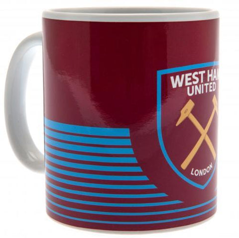 West Ham United FC Mug LN