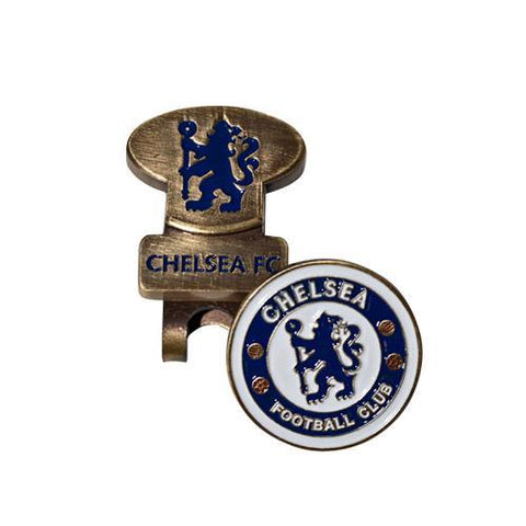 Chelsea FC Hat Clip & Marker