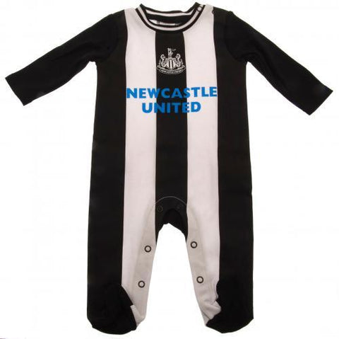 Newcastle United FC Sleepsuit 12/18 mths RT