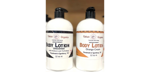 Body Lotion with Moisture Lock Technology
