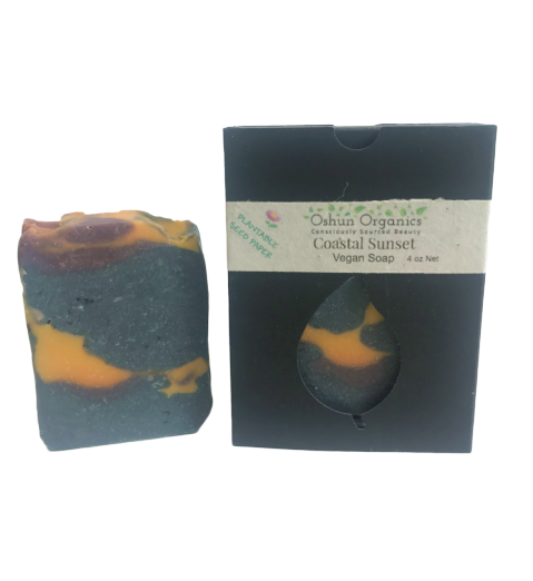 Coastal Sunset Soap