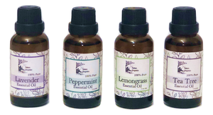 Essential Oil 4 Pack