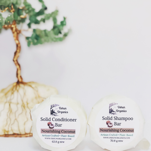 Cleansing Shampoo Bar
