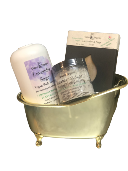 Golden Spa Bath Sets