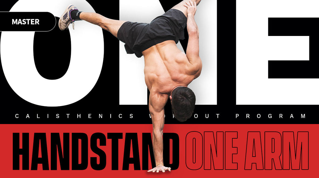HANDSTAND ONE ARM - MASTER