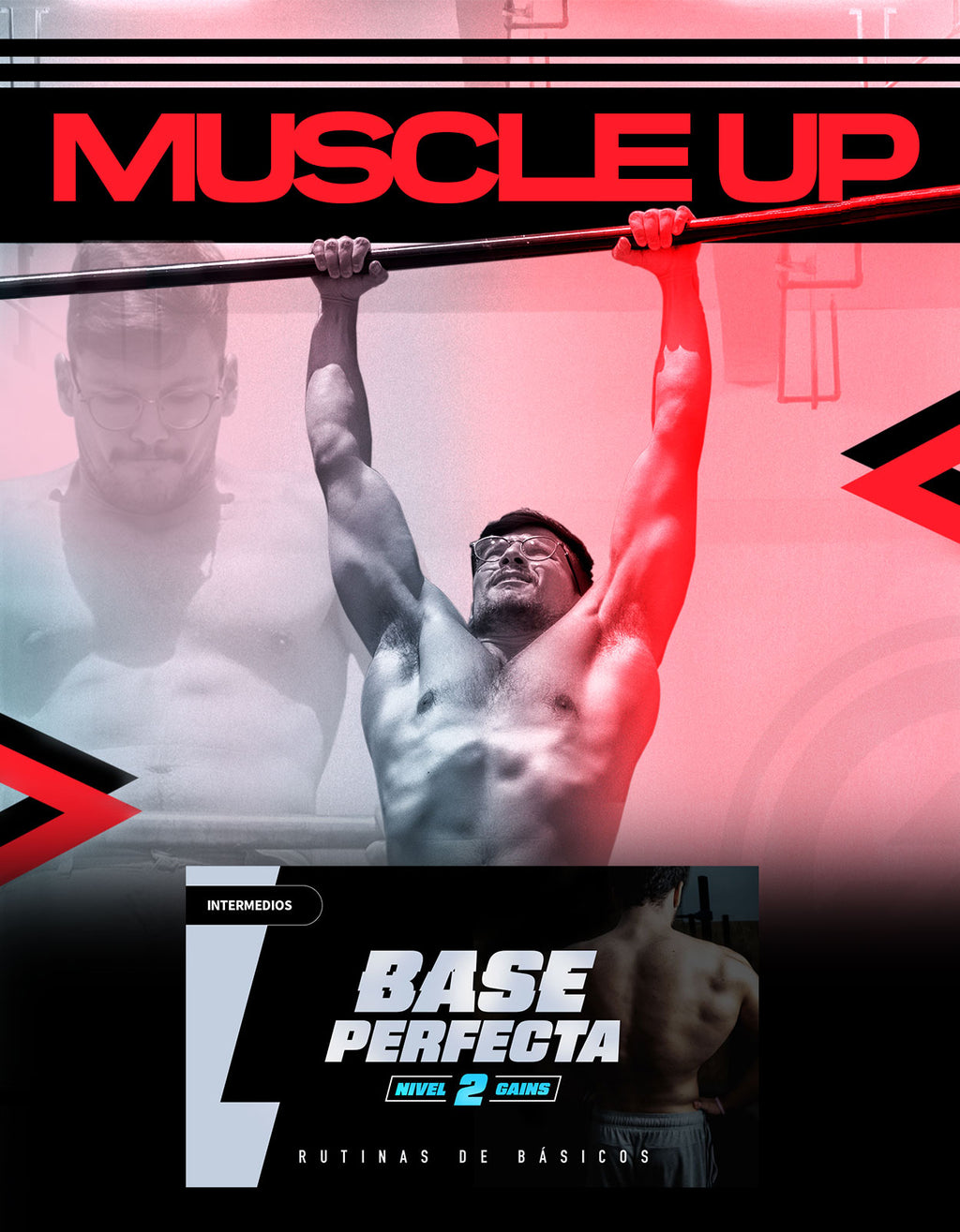 MUSCLE UP PACK 2 - Workout Programs