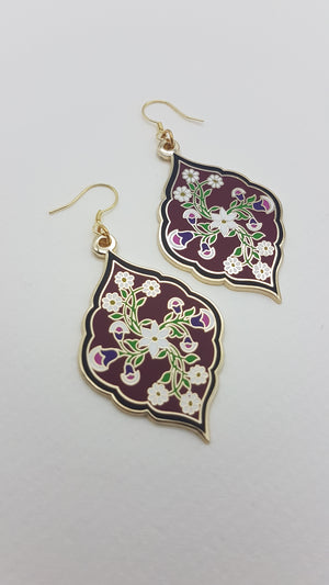 Flower Bloom Earrings