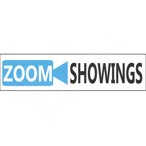 Zoom Showings Available