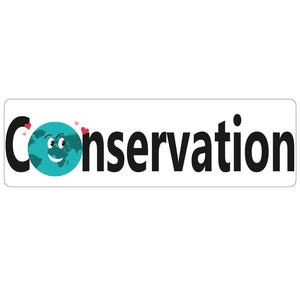 Conservation Real Estate Sign Riders