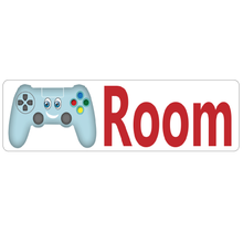 Load image into Gallery viewer, Game Room Real Estate Sign Rider