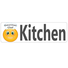Load image into Gallery viewer, Gourmet Chef Kitchen Real Estate Sign Rider