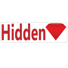 Load image into Gallery viewer, Hidden Gem Real Estate Sign Rider