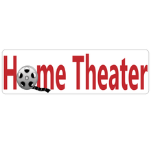 Load image into Gallery viewer, Home Theater Real Estate Sign Rider