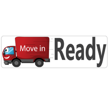 Load image into Gallery viewer, Move In Ready Real Estate Sign Rider