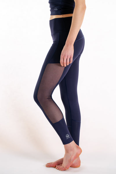 LIMITED EDITION Super Sculpted Legging in Navy - Ebru Evrim