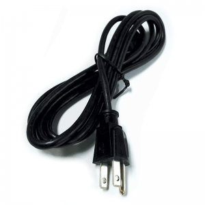 US (115V) IEC POWER CORD USED FOR (EQP-WA & WA-2A)