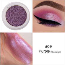 Load image into Gallery viewer, 12 Colors Mixed Colors Powder Pigment Glitter Mineral Spangle Eyeshadow Makeup Cosmetics Set Make Up Shimmer Shining Eye Shadow