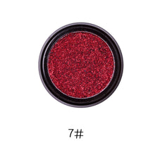 Load image into Gallery viewer, Hot 14 Colors Sequins Face Body Powder High Pigment Makeup Shimmer Body Glitter Eyes Make Up Lip Nail Body Powder Cosmetics