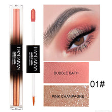 Load image into Gallery viewer, HANDAIYAN 3 In 1 Pen for Eyeshadow EyeLiner Lipgloss Liquid Glitter Matte Metal Waterproof Lasting Lip Eye Cosmetic Makeup TSLM1