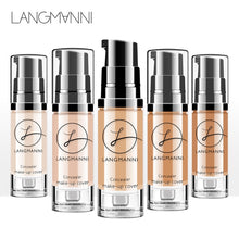 Load image into Gallery viewer, New 6 Colors Face Concealer Cream Beauty Full Cover Contouring Makeup Waterproof Hide Blemish Foundation Base Primer Cosmetic