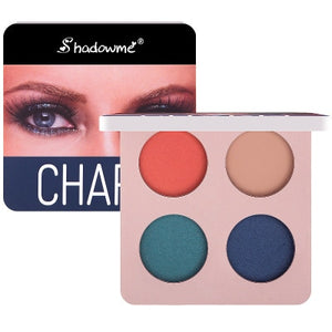 9color Matte Eyeshadow Palette Nude Minerals Professional Eye Shadow Powder Pigment Cosmetic Waterproof Makeup Eyeshadow Pallete