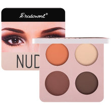 Load image into Gallery viewer, 9color Matte Eyeshadow Palette Nude Minerals Professional Eye Shadow Powder Pigment Cosmetic Waterproof Makeup Eyeshadow Pallete