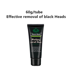 DISAAR Face Black Dots Mask Blackhead Cleaning Cream Shrink Pores Removing Black Head Remover Face Mask Mineral  Skin Care