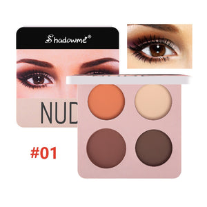 9 Colors Shimmer and Shine Diamond Eyeshadow Powder Eyeshadow Makeup Pallete Glitter Matte Eye shadow Palette Pigment Cosmetics