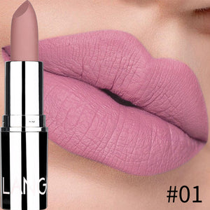 Hot Matte Velvet Lipstick Women Waterproof Lasting Sexy Red Batom Makeup Moisturizer Matte Lip Stick Cosmetics for Beauty Lips