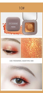 New Fashion Eyeshadow Palette 9 Colors Matte Eyeshadow Palette Glitter Eye Shadow Makeup Nude Beauty Make up set Cosmetics