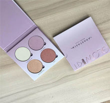 Load image into Gallery viewer, 2019 Makeup Palette Anastasia Beverly Hills Jackie Aina Eye Shadow Palette Beverlying Hills Makeup 14 Colors Nude Glow Kit