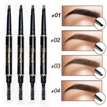 Load image into Gallery viewer, 2019 New Brand Eye Brow Tint Cosmetics Natural Long Lasting Paint Tattoo Eyebrow Waterproof Black Brown Eyebrow Pencil Makeup