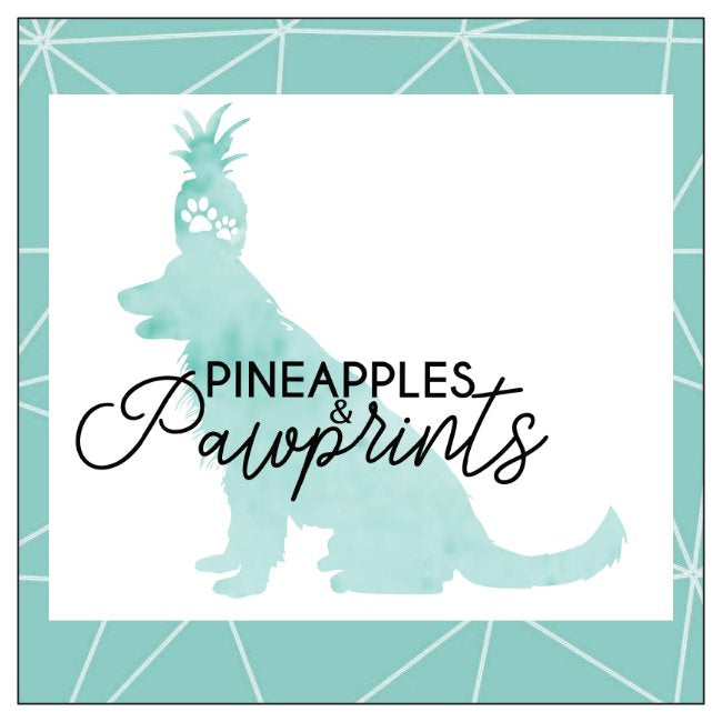 Pineapples and Pawprints Gift Card