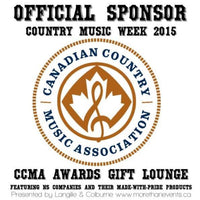 Fundy Treasures Goes to the Canadian Country Music Awards!