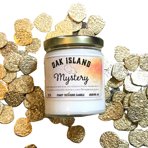 Oak Island Mystery Candle 7.5 oz