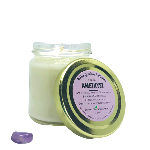 Hidden Gemstone Candles 3.5 oz