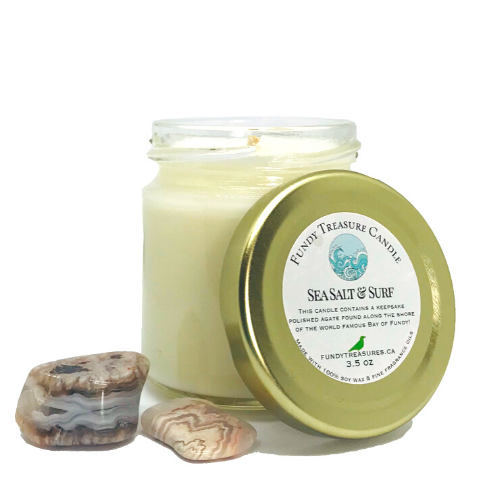 Fundy Treasure Candles 3.5 oz