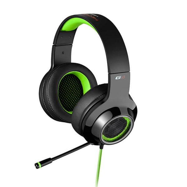 EDIFIER G4 7.1 Virtual Surround Sound Gaming Headset - Green