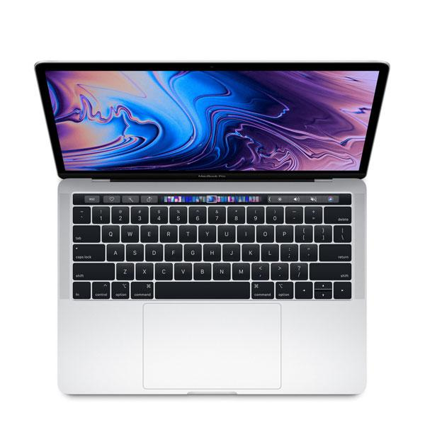MACBOOK PRO 13-INCH TOUCH BAR - SILVER/1.4GHZ QUAD-CORE 8TH-GEN I5/8GB/256GB/INTEL IRIS PRO 645
