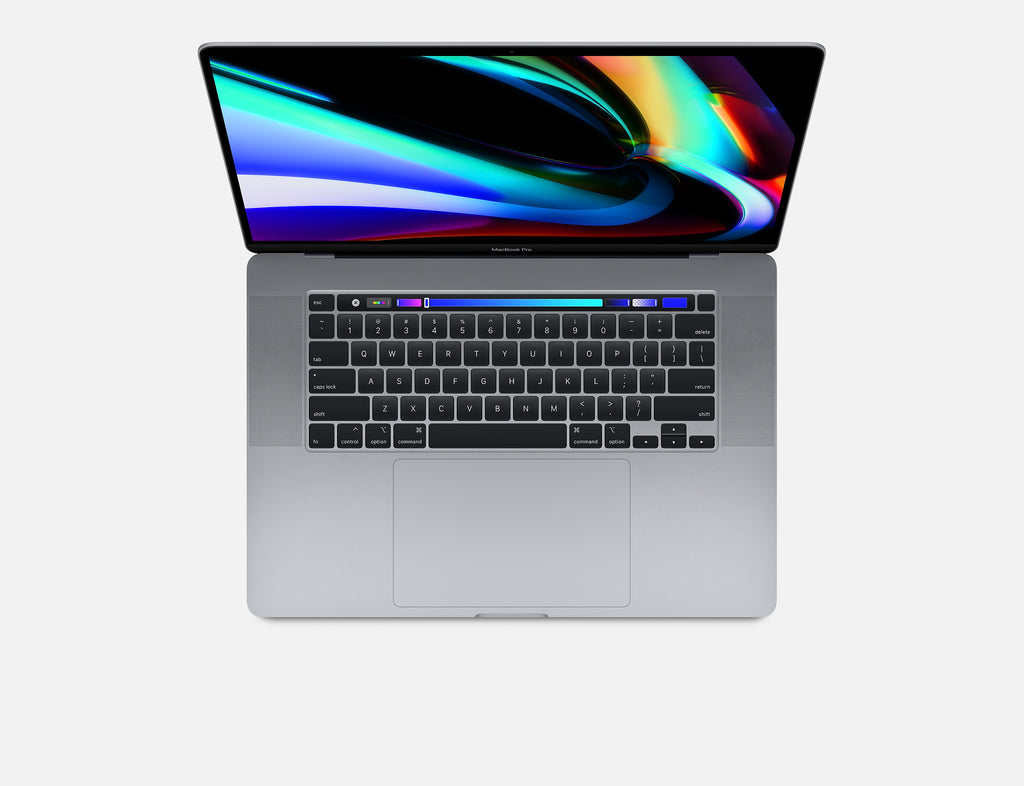 16-inch MacBook Pro with Touch Bar 2.3GHz 8-core 9th generation Intel Core i9 processor 1TB Space Grey