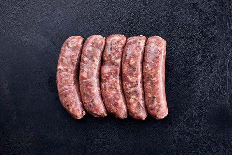 IRISH SAUSAGES 6 PACK