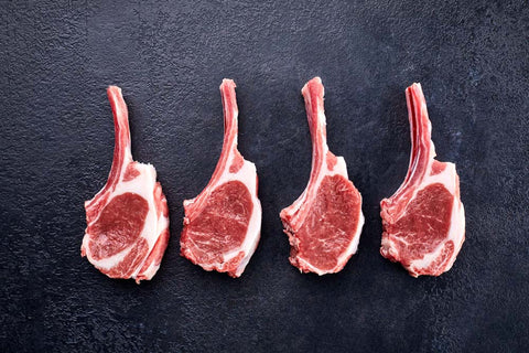 LAMB CUTLETS 6 PACK