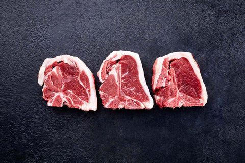 LAMB LOIN CHOPS 6 PACK