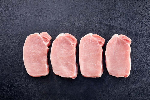 PORK LOIN STEAK 4 PACK