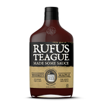 RUFUS TEAGUE WHISKEY MAPLE BBQ SAUCE 454G